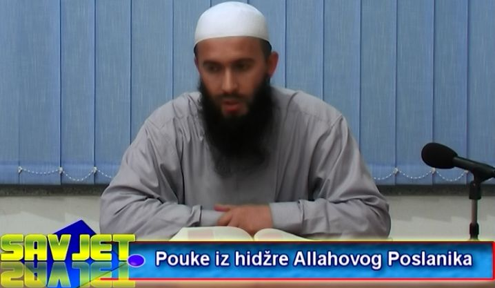 VIDEO / Poruke Hid�re